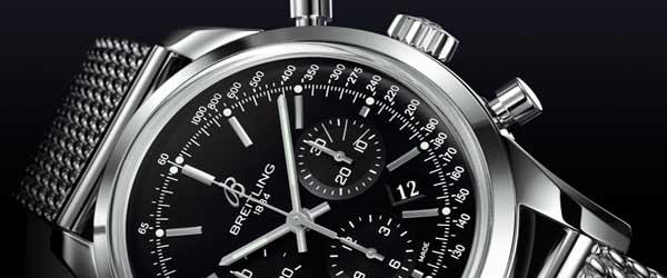 Breitling klocka